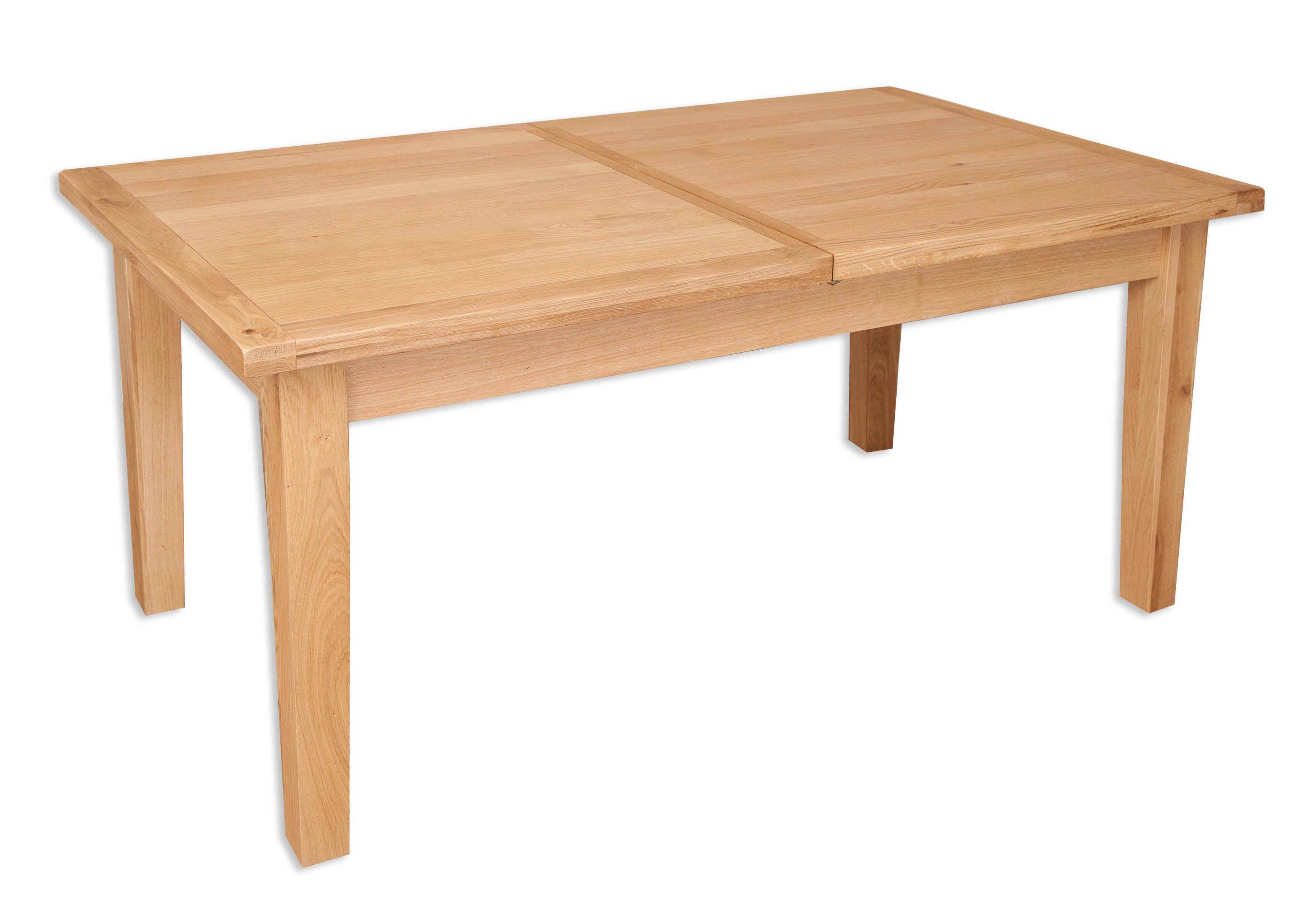 chelsea natural oak extending dining table homesmile. Black Bedroom Furniture Sets. Home Design Ideas